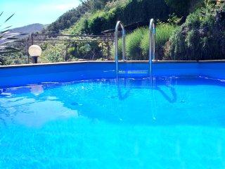 Casa Pablo. Meraviglioso Loft con piscina in antica casa in pietra ampie terraze - Badalucco vacation rentals