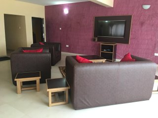 Comfortable Condo with Internet Access and A/C - Port Harcourt vacation rentals
