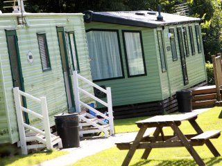 2 bedroom standard caravans -Tehidy Holiday Park - Portreath vacation rentals