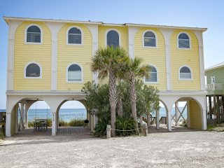 6 BR ~ Gulf Front ~ Sleeps up to 18! - Gasque vacation rentals