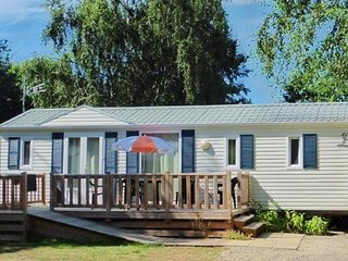Mobil home 6 personnes - Camping familial - Baye vacation rentals