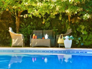 316 Country house with pool and garden - Anceu vacation rentals