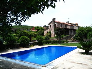345 Villa with pool near Portugal - Tomino vacation rentals