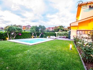 Elegant Villa Imma with private pool in quiet area just outside of Rome - Albano Laziale vacation rentals