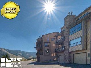 Big Sky Resort   Beaverhead Condominium 1422 - Gallatin Gateway vacation rentals