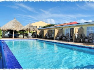Aruba Cunucu Residence ~ Studio Apartment on the One Happy Island - Palm/Eagle Beach vacation rentals