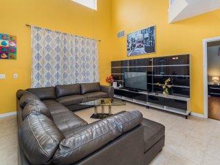 Modern 7 Bedroom Villa - 4 Miles to Disney World - Four Corners vacation rentals
