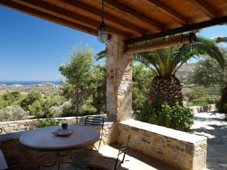 Chroussiano Farmhouse - Lavender cottage, Syros isl - Cyclades - Siros vacation rentals