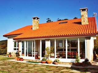 Country house in Carballo with Parking, Terrace, Washing machine (532499) - Bertoa vacation rentals