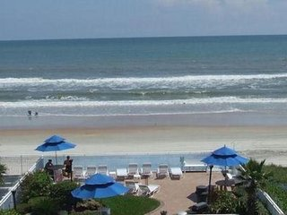Sea Shells Beach Club OCEANFRONT CONDO/BEAUTIFUL VIEWS ~1BD on the Beach~ - Holly Hill vacation rentals