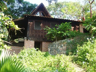 Lovely Jungle House on Hill with Separate Casita - Sayulita vacation rentals