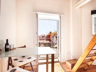ALFAMA I,  historic Lisbon penthouse - Lisbon vacation rentals