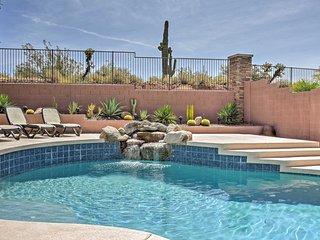 New! 5BR Phoenix House w/ Private Pool & Fire Pit! - Anthem vacation rentals