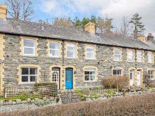 THE CRAIG, pet-friendly, enclosed patio, WiFi, Llanelwedd near Builth Wells - Builth Wells vacation rentals