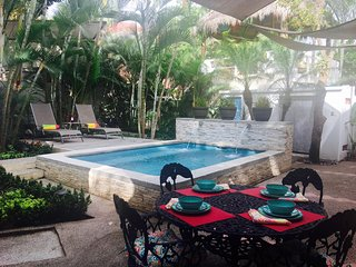 Casa Esmarelda 4 BR house two blocks from the beac - San Pancho vacation rentals