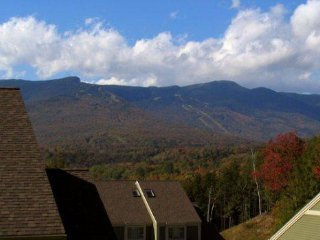 3BR, 3BA Overlook at Topnotch Resort & Spa with Fantastic View of Mt - Stowe vacation rentals