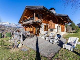 Chalet de charme Skis aux pieds à Megève - Demi-Quartier vacation rentals