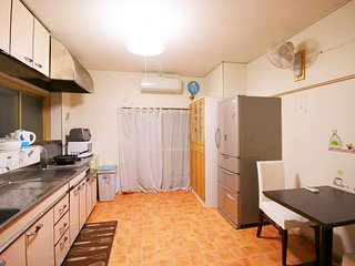 1.5 Bathes, 5 min to Ikebukuro sta,Max 12ppl KC1 - Toshima-mura vacation rentals