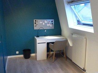 Chambre solo tout confort chez l'habitant - Croix vacation rentals