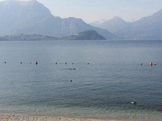 in villa d'epoca fronte lago con piscina - Lierna vacation rentals