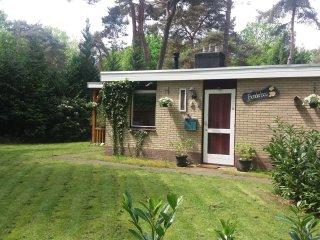 Vrijstaande bungalow bij het bos - Ommen vacation rentals