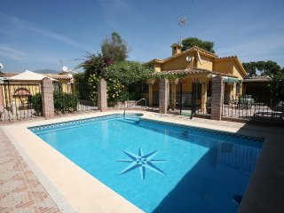 4 Bedroom villa with private pool near the beach - Benamara vacation rentals
