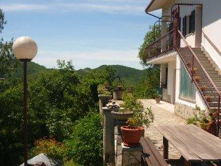Ruim Appartement, adembenemend uitzicht, 7 personen, 10 min. van Acqui Terme - Cavatore vacation rentals