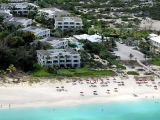 Beachfront Accessible Groundfloor 1 Bedroom unit at Royal West Indies Resort - Grace Bay vacation rentals