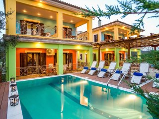 New listing! Prestige Villas with Private Pools - Lefkada Town vacation rentals