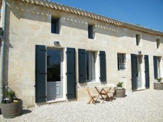 Clos Vieux Rochers Vineyard Gites 2 The Courtyard - Puisseguin vacation rentals