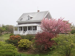Charming House with Deck and Television - Block Island vacation rentals