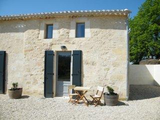 Clos Vieux Rochers Vineyard Gite 4 The Courtyard - Puisseguin vacation rentals