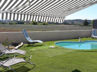 villa proche Ardèche  climatisation piscine clôturée privée parking sécurisé - Pont-Saint-Esprit vacation rentals