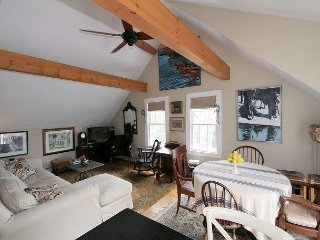 Charming 2BR Cape Home w/ Bay View Deck & Walk to Beach - Provincetown vacation rentals