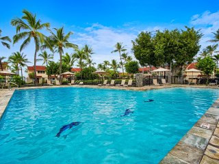Oceanfront ground floor big condo for large groups - Keauhou vacation rentals