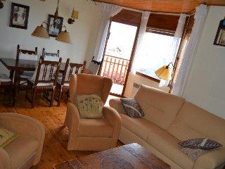 Comfortable 3 bedroom Condo in Alp with Television - Alp vacation rentals