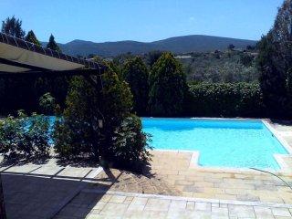 Nice Villa with Deck and Hot Tub - Oropos vacation rentals