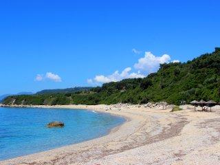 Armonia Villa - Private Beach House - Vrachos Beach, Lygia, Preveza, Greece - Lygia vacation rentals