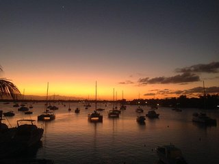 Sunset Coast Beachfront Apartment - Pereybere vacation rentals