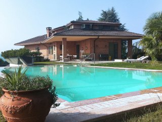 Villa Luisa with panoramic pool in the Langhe - Alba vacation rentals