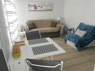 Bright Saint-Hilaire-de-Riez Studio rental with Balcony - Saint-Hilaire-de-Riez vacation rentals