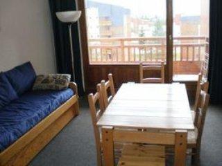 Nice 1 bedroom Apartment in Mont-de-Lans - Mont-de-Lans vacation rentals