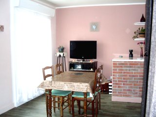 Apartment with 3 bedrooms in Binic, with balcony - 350 m from the beach - Binic vacation rentals