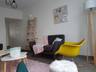 """Gîte """"Les 4 Noyers"""" - Montlouis-sur-Loire vacation rentals"""