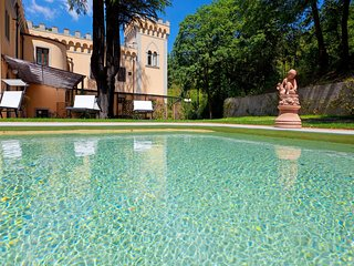 Apt. Mughetto in stunning Villa, swimming pool, Chianti, 15 min from Florence - Impruneta vacation rentals