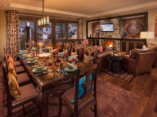 One Steamboat Place Zen Mountain Residence - 3BR with Slope View - Steamboat Springs vacation rentals