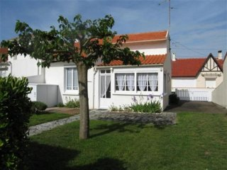 2 bedroom House with Television in Saint-Hilaire-de-Riez - Saint-Hilaire-de-Riez vacation rentals
