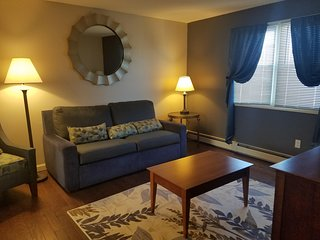Beautiful 2 Bdrm Apt, Family, Friends, Singles Welcome! Near Cape, RI, Boston - Fall River vacation rentals