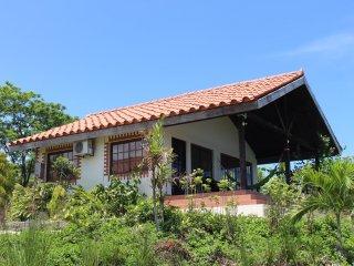 Cozy 1 bedroom casita #1 set up high in the hills, views of the Pacific Ocean - Playa Venao vacation rentals