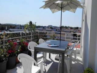 2 bedroom Condo with Internet Access in La Rochelle - La Rochelle vacation rentals